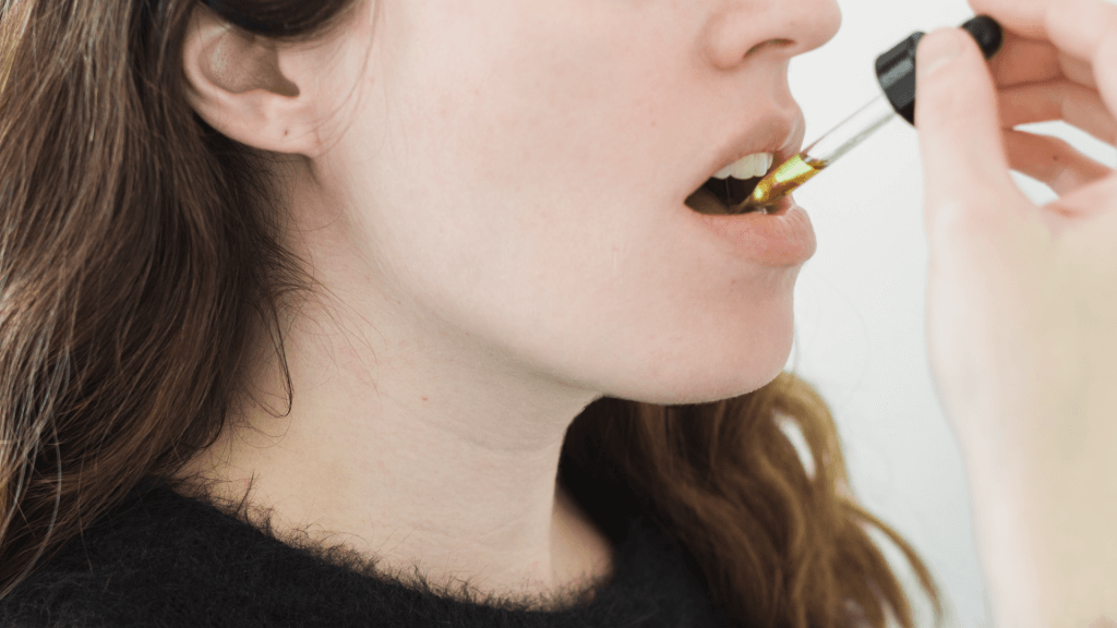 How to take CBD Oil Tinctures for beginners